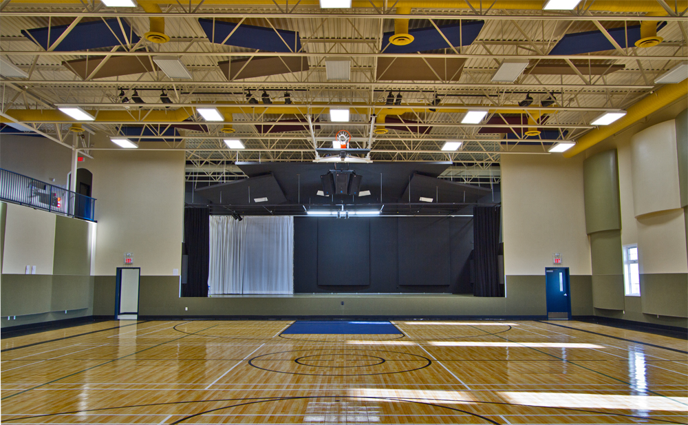 Church construction and new church planning for How much to build a basketball gym