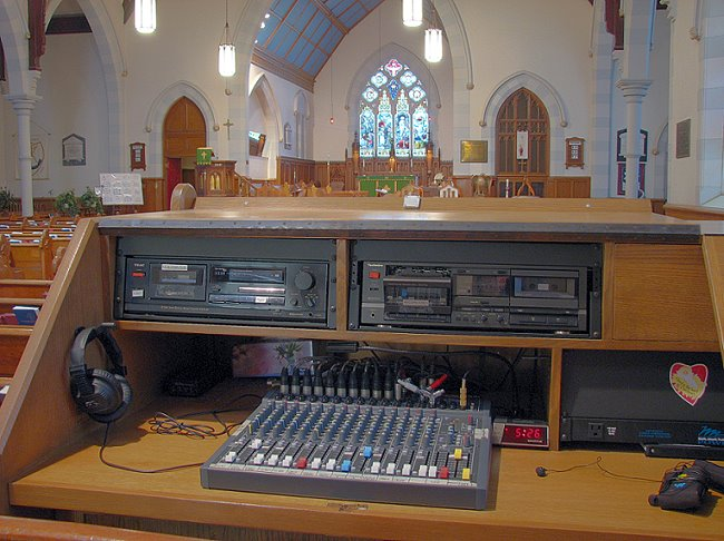 Good Best Sound Mixer For Church #1: James_anglican_church_sound6.jpg