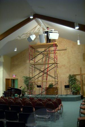 The Sweetspot Theory of a Church and Sound System