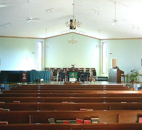 A church sound system quiz this is a view that over twenty seats in the sanctuary have the lights and fans are blocking the speaker or as some would say it sitting in the shadow aloadofball Images