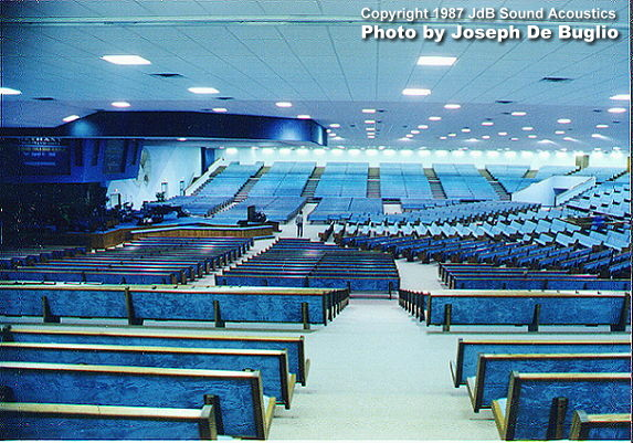 Church Sound System House Of Worship And Church Acoustics
